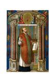 St Ignatius of Loyola, 1886 Giclee Print