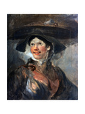 The Shrimp Girl, C1745 Giclee Print by William Hogarth