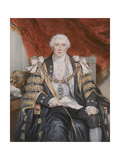 John Crowder, Lord Mayor of London, C1829 Giclee Print by William Charles Ross