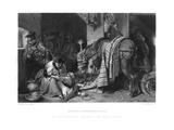 Spanish Contrabandistas, C1860S Giclee Print by W Ridgway