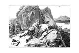 Prince Albert Deerstalking, C1840s Giclee Print by William Heysham Overend