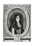 Charles II, King of Great Britain and Ireland, 19th Century Giclee Print by William Sherwin