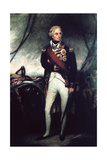 Lord Nelson, C1797-1805 Giclee Print by William Beechey