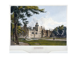 Charterhouse, Finsbury, London, 1816 Giclee Print by William James Bennett