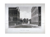 Hay Hill, Westminster, London, 1809 Giclee Print by William James Bennett