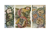Working Drawings by William Morris (1834-189), 1934 Giclée-tryk af William Morris