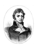 Sir Philip Broke, British Naval Officer, 1815 Giclee Print by  Whymper