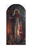 The Light of the World, C1851-1853 Giclee Print by William Holman Hunt