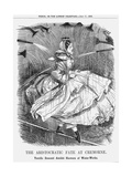 The Aristocratic Fate at Cremorne, 1858 Giclee Print