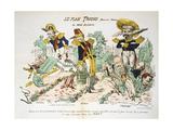 Le Plan Trochu, 1870-1871 Giclee Print