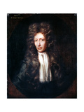 Robert Boyle, Irish Born Chemist and Physicist, C1689-1690 Giclee Print by Johann Kerseboom