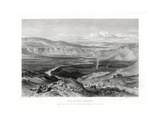 The River Jordan, 1887 Giclee Print by William Richardson