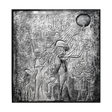 Akhenaten (Amenhotep I) Heretic Egyptian Pharaoh Giclee Print