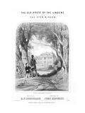 Longfellow's House, C1880 Giclee Print