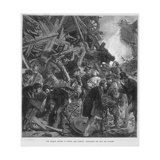 The Great Western Railway Disaster at Thorpe Near Norwich, 10 September 1874 Giclee Print
