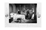 Florence Nightingale in the Hospital at Scutari, C1860 Giclee Print