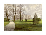 Kimbolton Castle, Huntingdonshire, Home of the Duke of Manchester, C1880 Giclee Print by AF Lydon