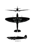 Supermarine Spitfire Mk Ix, 1941 Giclee Print