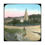 Killigrew Monument, Falmouth, Cornwall, Late 19th or Early 20th Century Giclee Print