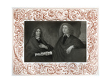 William Hamilton and John Maitland, 17th Century Giclee Print by Cornelius Janssen van Ceulen