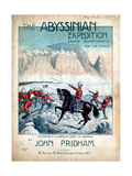The Abyssinian Expedition, 1868 Giclee Print