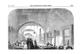 The Barrack Hospital at Scutari During the Crimean War, 1854 Giclee Print