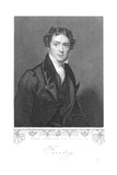 Michael Faraday, English Chemist and Physicist, 19th Century Giclee Print by Henry William Pickersgill