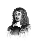 Isaac Barrow, 17th Century English Classical Scholar, Theologian, and Mathematician Giclee Print