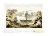 Henry Bell's Steam Boat 'Comet' of 1811 Giclee Print
