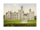 Rossmore Park, County Monaghan, Ireland, Home of Lord Rossmore, C1880 Giclee Print by AF Lydon