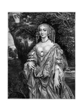 Nell Gwynn, 17th Century Giclee Print by Peter Lely