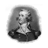 George Washington, American Revolutionary Leader and First President of the USA, 1783 Giclee Print