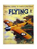 The Miles Magister Aeroplane, 1938 Giclee Print
