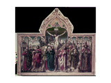 Altarpiece of the Parliament of Paris, C1452 Giclee Print