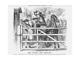 The Derby - the Return, 1859 Giclee Print