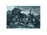 The Raft of the Medusa, 1900 Giclee Print by Theodore Gericault