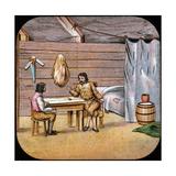 Robinson Crusoe, 20th Century Giclee Print