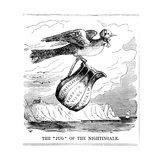 The Jug of the Nightingale, 1854 Giclee Print