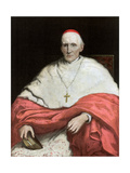 His Eminence Cardinal Manning, 1889 Giclee Print by Walter William Ouless