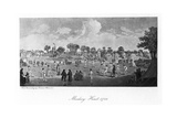 Cricket at Moulsey Hurst, 1780 Giclee Print by Richard Wilson