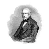 John Stevens Henslow, English Botanist, Geologist and Clergyman, 1861 Giclee Print