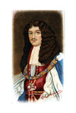 Charles II, King of Great Britain and Ireland 1660-1685, C1910 Giclee Print by John Greenhill