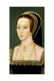 Anne Boleyn Giclee Print
