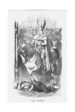 Vae Victis!, 1871 Giclee Print by John Tenniel
