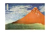 Mont Fuji, Japan, C1823 Giclee Print by Katsushika Hokusai