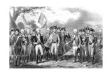 Battle of Yorktown, Virginia, American War of Independence, 1781 Giclee Print
