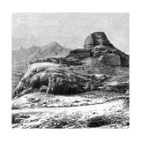 A Ruined Tope (Stup) in the Khyber Pass, Pakistan/Afhanistan, 1895 Giclee Print