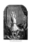 King Henry V (1387-142) When He Was the Prince of Wales Giclee Print by John Callcott Horsley