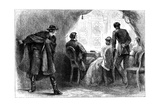 Assassination of President Lincoln, Washington DC, 1865 Giclee Print