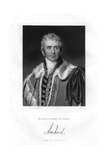 William Pitt Amherst, 1st Earl Amherst, Governor-General of India, 19th Century Giclee Print by  Freeman